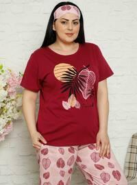 Cherry - Multi - Plus Size Pyjamas