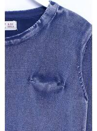 Blue - Boys` Pullover