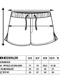 Lilac - Girls` Shorts