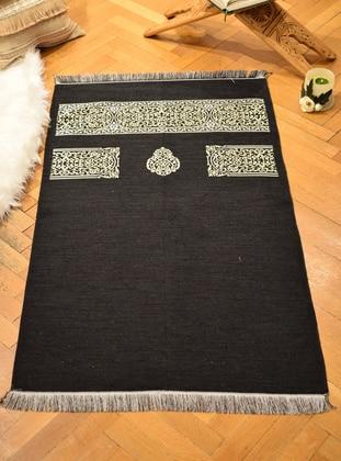 Gold - Black - Prayer Rugs