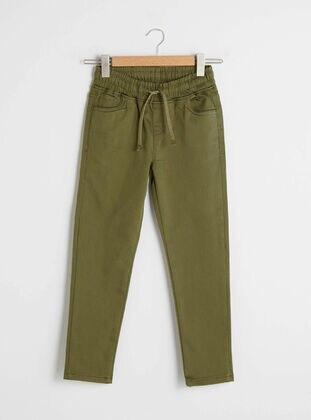 Khaki - Boys` Pants