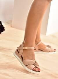Cream - Sandal