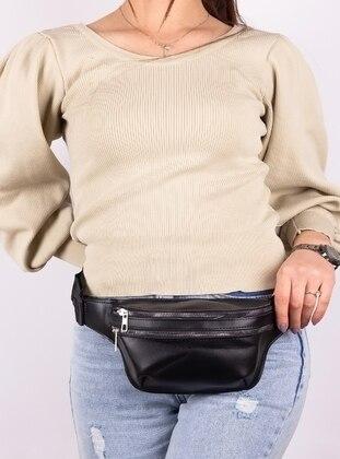 Pale Grey - Bum Bag
