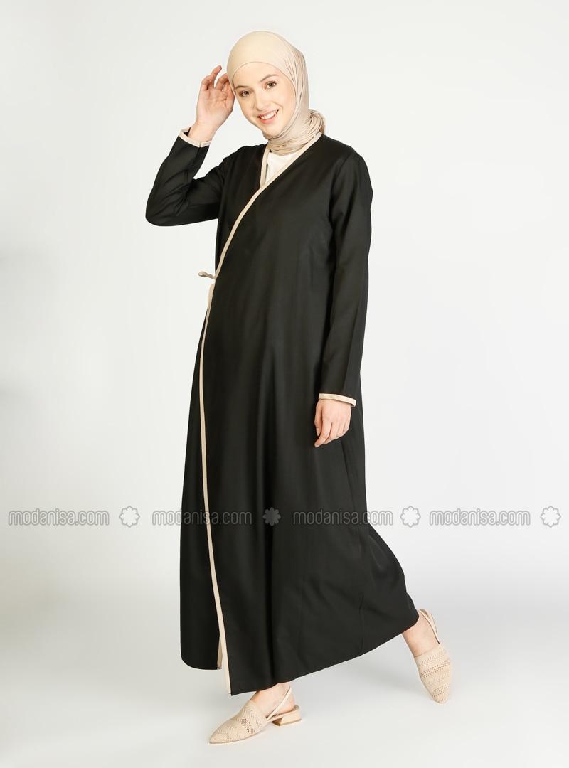 Black - Stripe - Unlined - Prayer Clothes