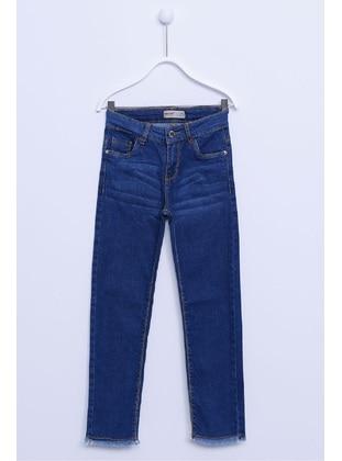Blue - Girls` Pants - Silversun