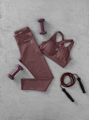 Dusty Rose - Activewear Set