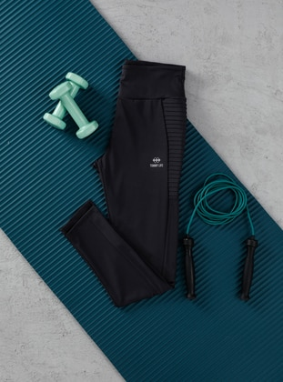 Anthracite - Gym Leggings