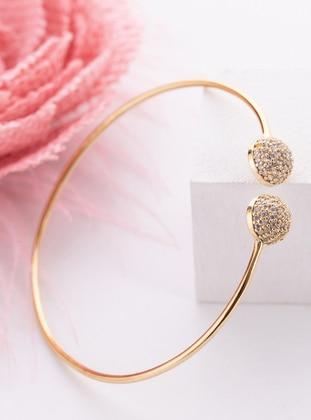 Gold - Bracelet - Takıtakılar