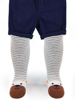 Orange - Socks - Civil