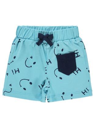 Turquoise - Baby Shorts - Civil