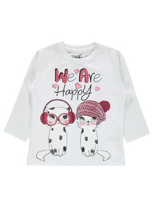 White - Baby Sweatshirts - Civil
