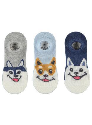 Ecru - Socks - Civil