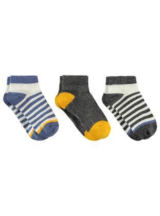 Gray - Socks - Civil