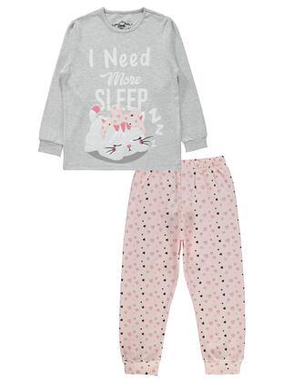 Gray - Girls` Pyjamas - Civil