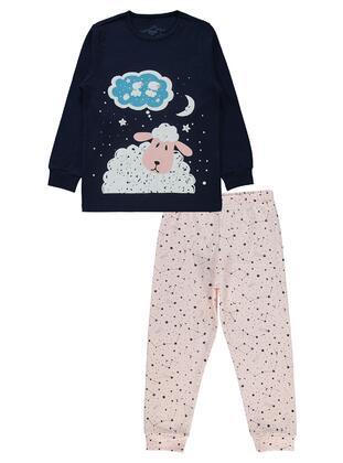 Pink - Girls` Pyjamas - Civil