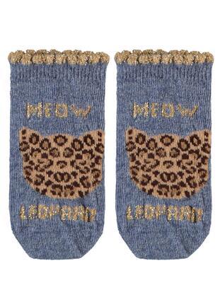 Indigo - Girls` Socks