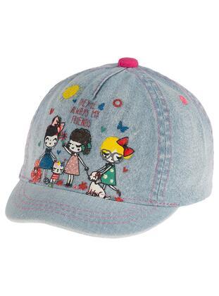Blue - Hat - Civil