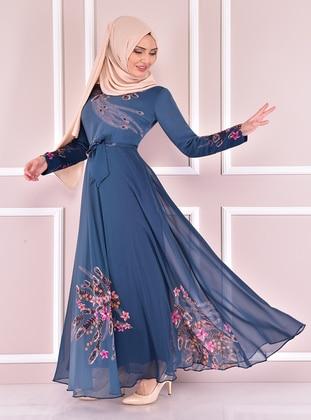 Indigo - Modest Dress
