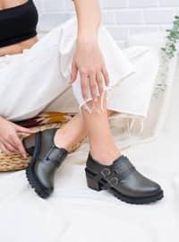 Khaki - Casual Shoes