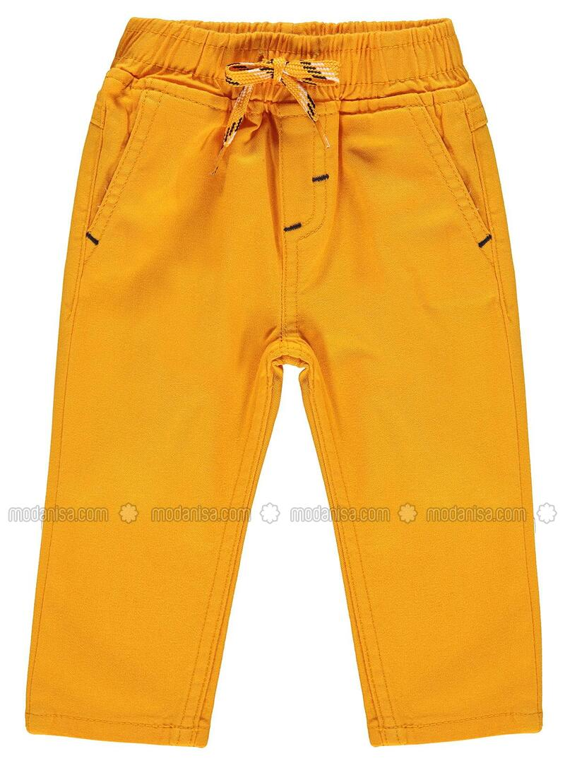 Mustard - Baby Pants