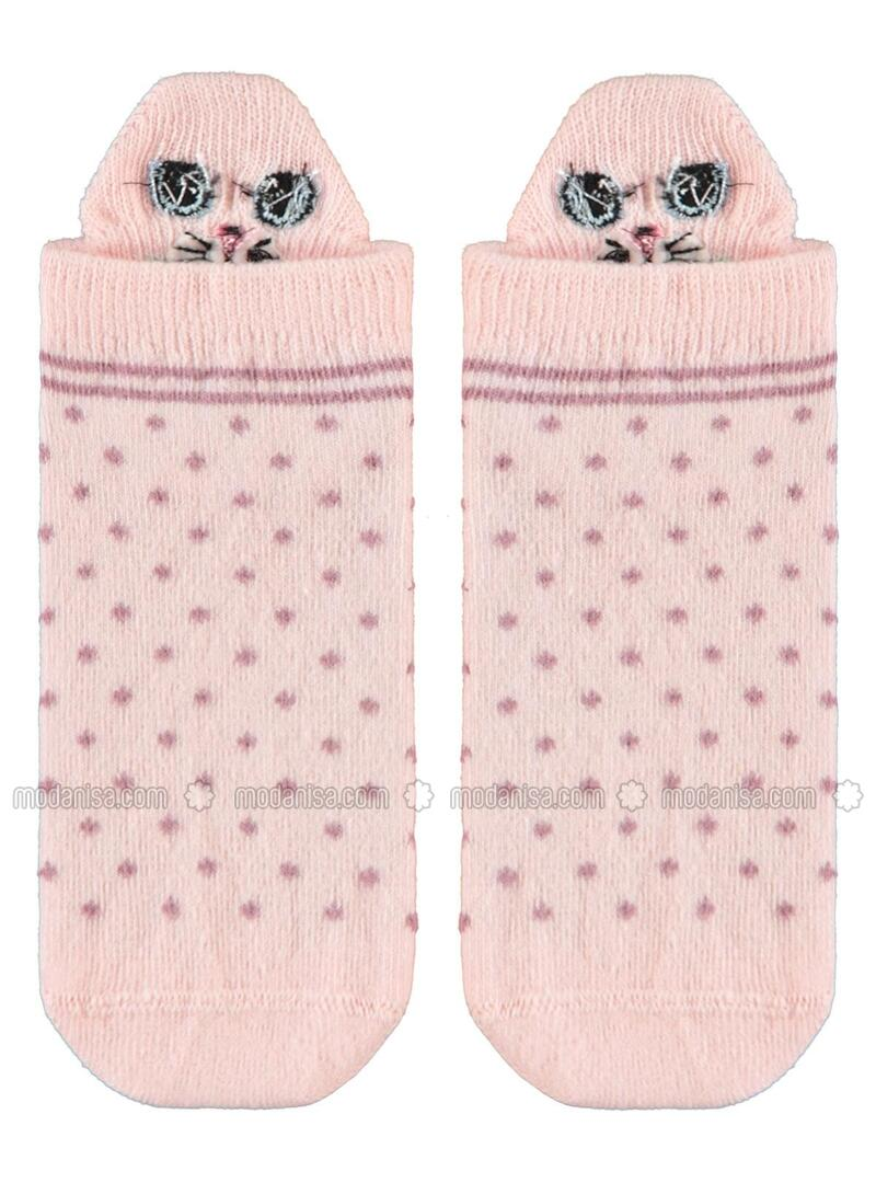 Pink - Girls` Socks