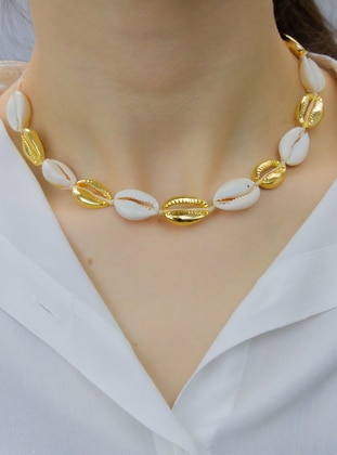 Yellow - Necklace