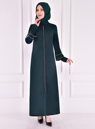 Emerald - Evening Abaya
