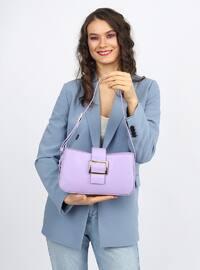 Lilac - Crossbody - Satchel - Shoulder Bags