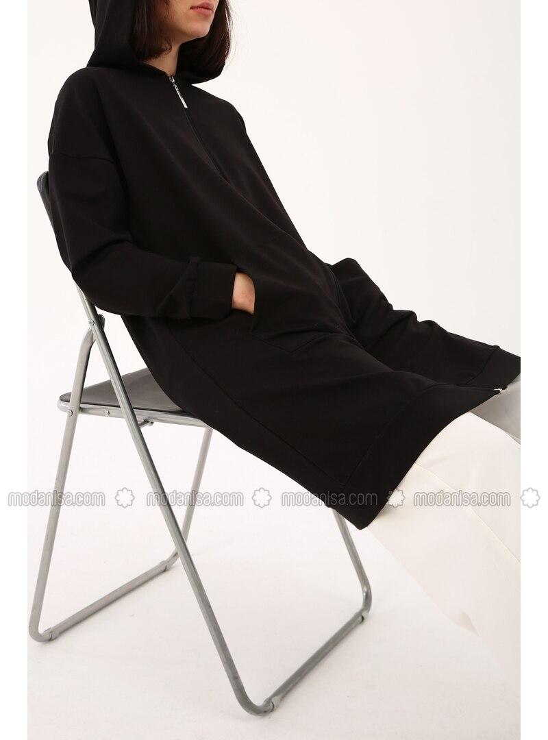 Black - Cardigan