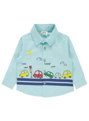 Green - baby shirts - Civil