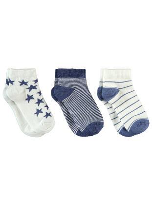 Indigo - Socks - Civil