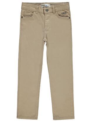 Yellow - Boys` Pants - Civil