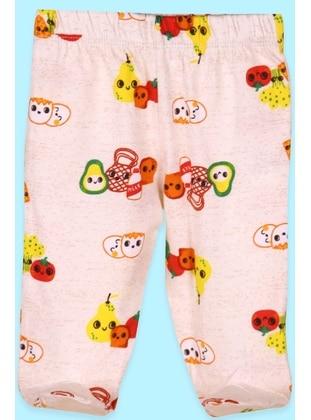 Cream - Baby Sweatpants