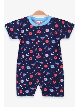 Navy Blue - baby sleepers