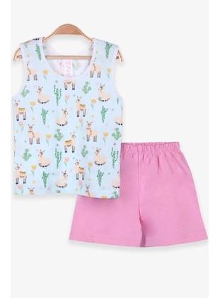 Sea-green - Baby Shorts