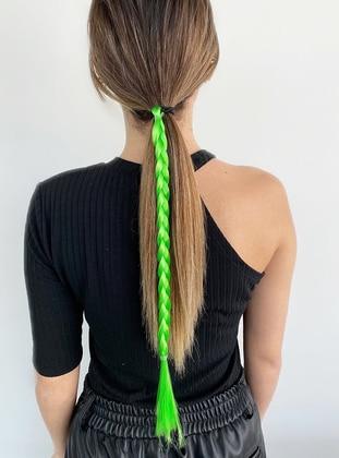 Green - Hair Bands