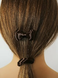 Brown - Hair Bands