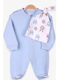 Blue - baby sleepers