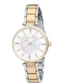 Gold - Silver tone - Multi - Watch