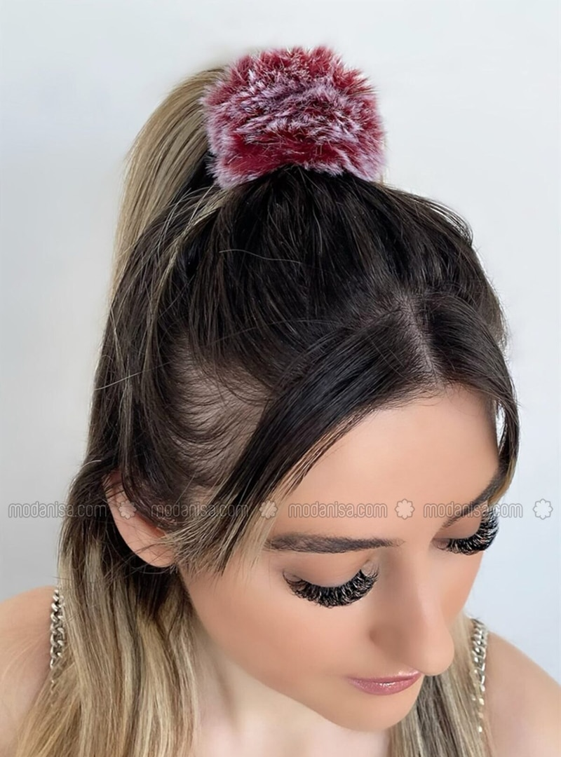 Maroon - Hair Bands