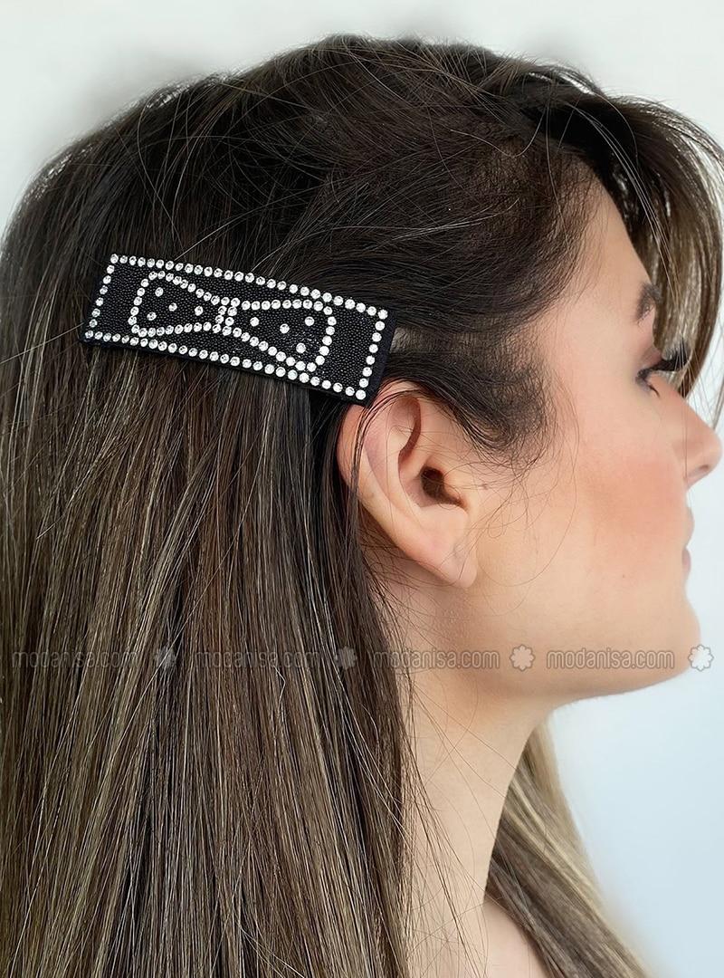 Black - Hair Bands