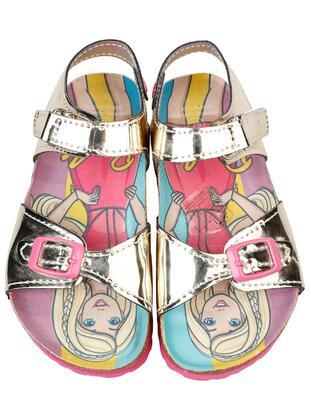 Yellow - Girls` Sandals