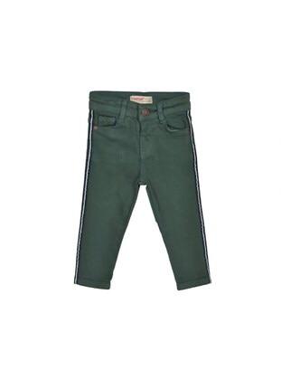 Green - Baby Pants - Silversun