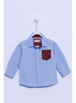 Blue - baby shirts - Silversun