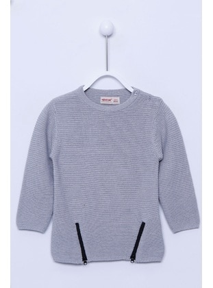 Gray - Baby Jumpers - Silversun