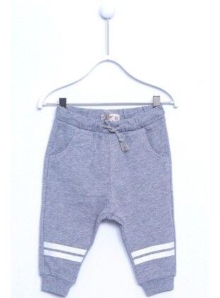 Gray - Baby Sweatpants - Silversun