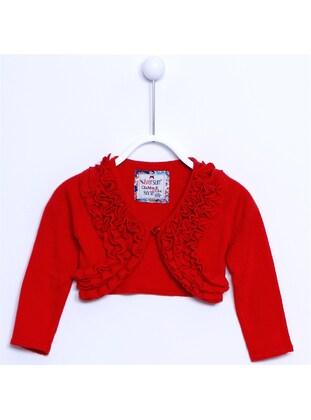 Red - Girls` Bolero