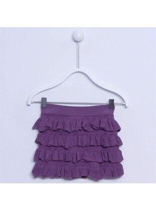 Purple - Baby Skirt