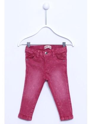 Fuchsia - Baby Pants - Silversun