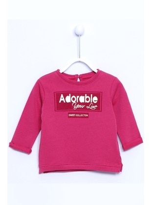 Fuchsia - Baby Sweatshirts
